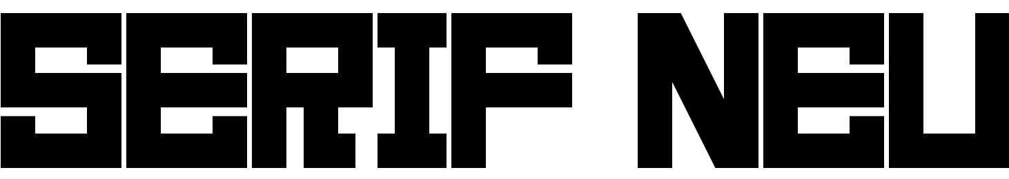 Serif Neu