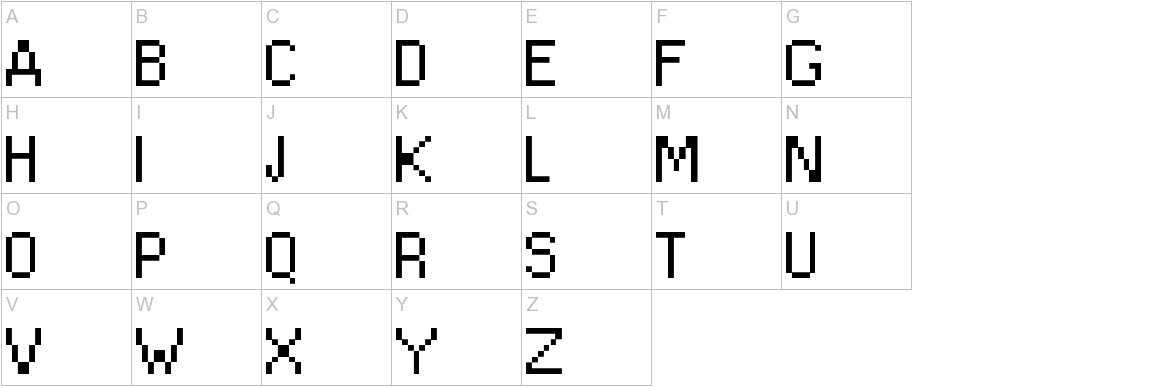 Sevastopol Interface uppercase