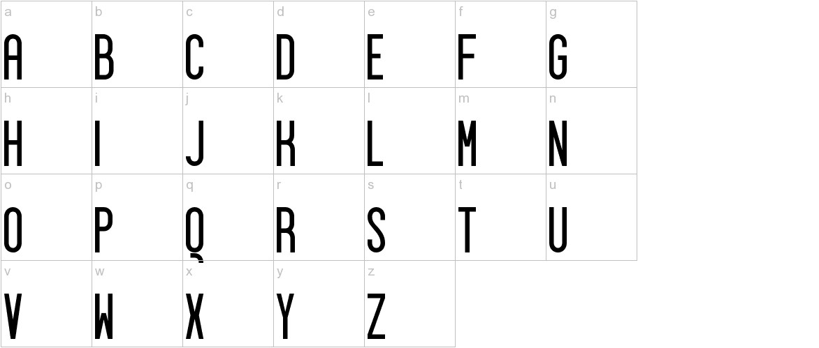 Sigward lowercase