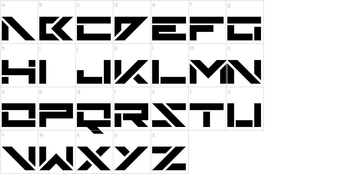 Skinz lowercase
