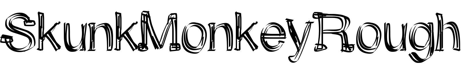 SkunkMonkeyRough