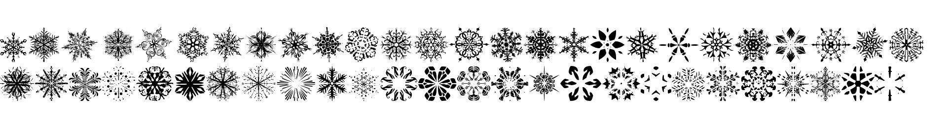 Snowflakes tfb