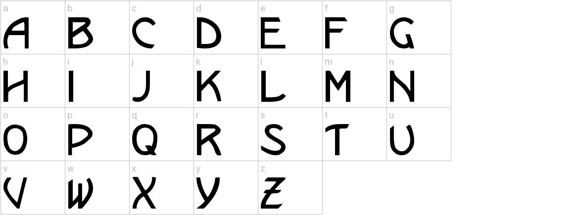 Kramer lowercase