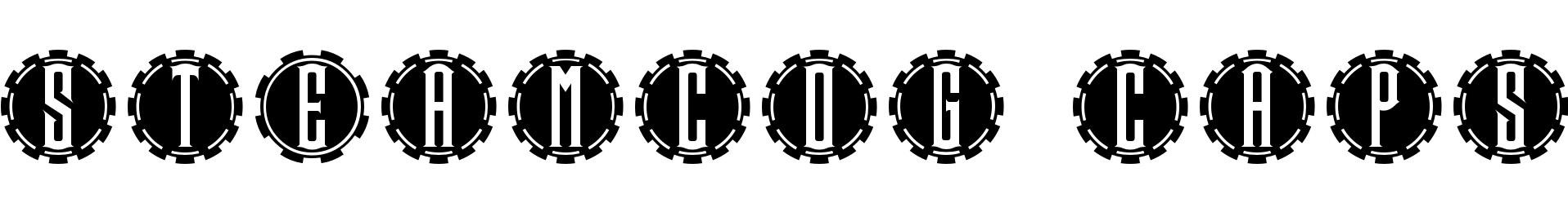 Steamcog Caps
