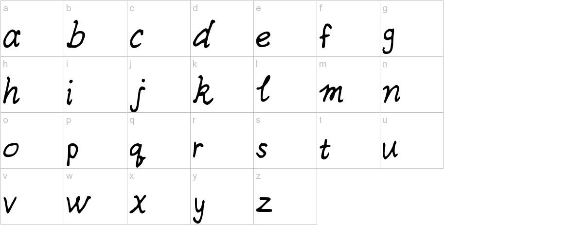 stripedsunshine lowercase