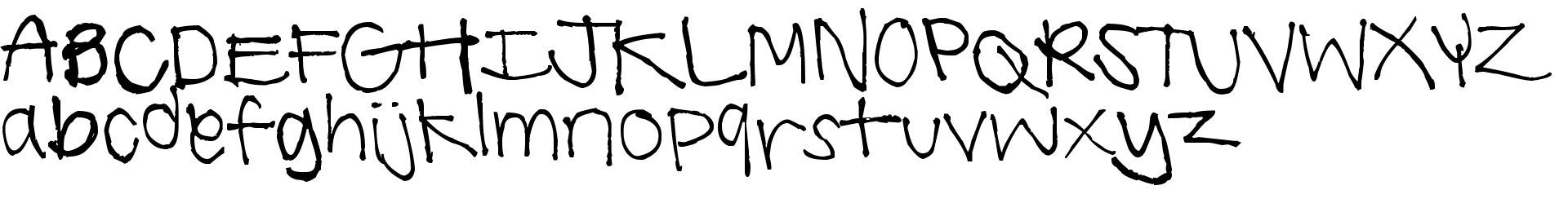 Summer Handwriting