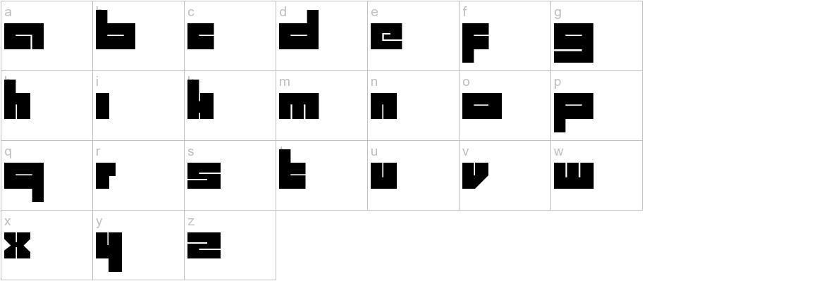 1. laitos lowercase