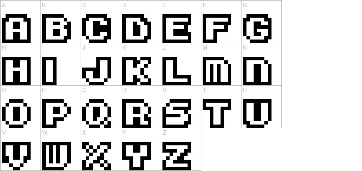 Super Mario Bros. 3 uppercase