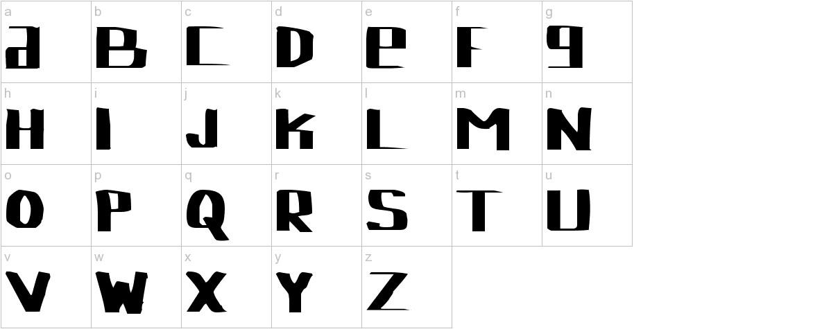 Lebowski lowercase