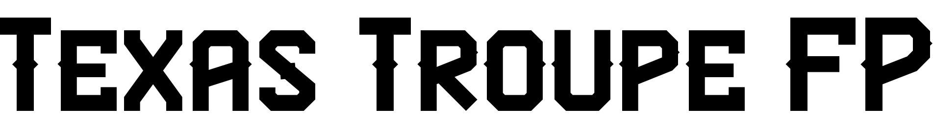 Texas Troupe FP