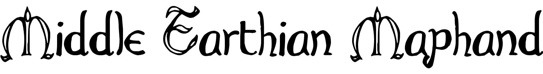 Middle Earthian Maphand