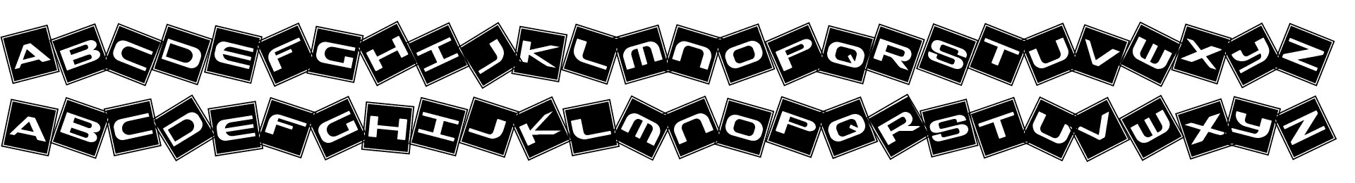 Box Font