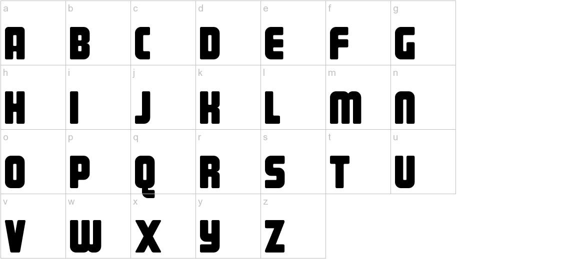 Magnum lowercase