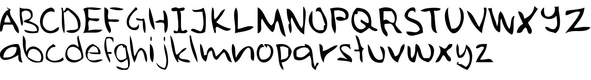 ugly hand writing