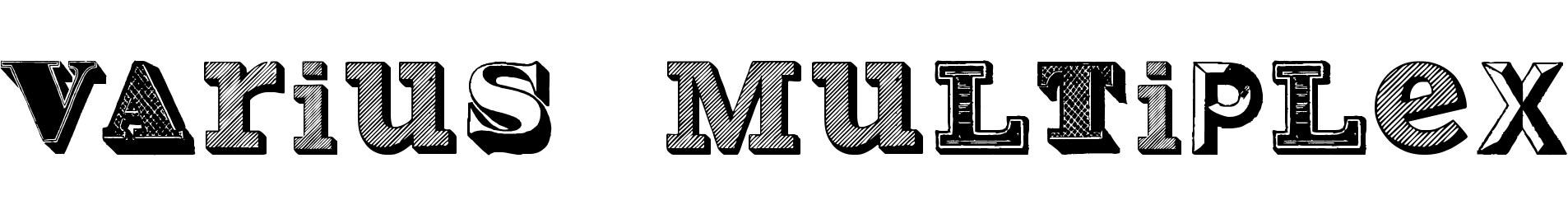 Varius Multiplex