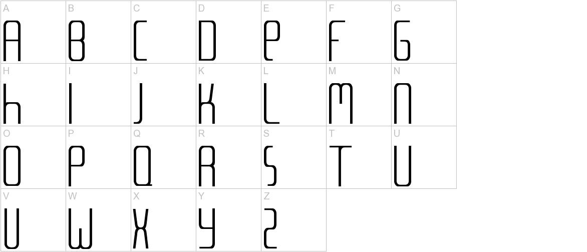 Meta Language uppercase