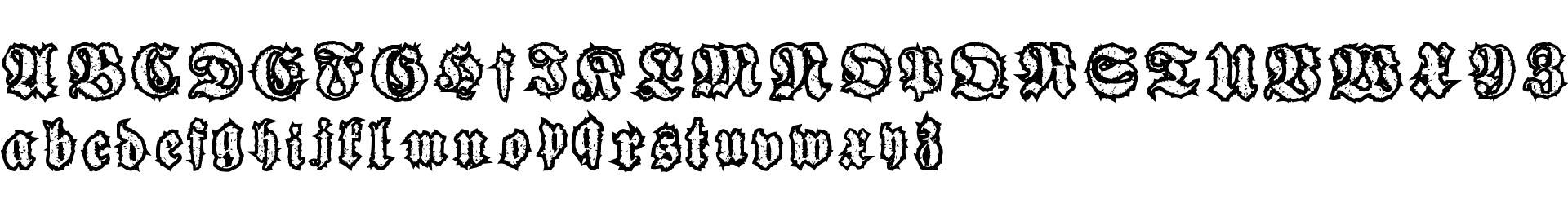 woodcutter gothic drama