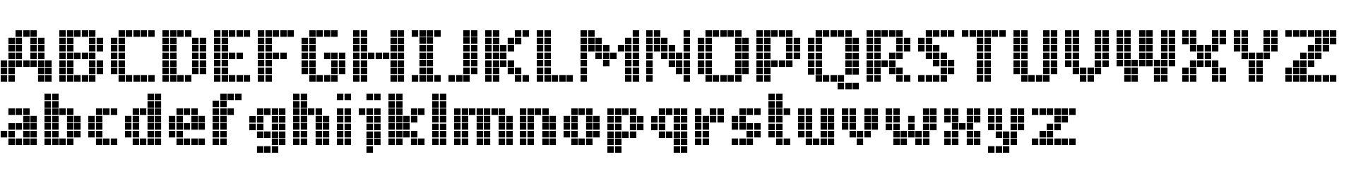 Mobile Font