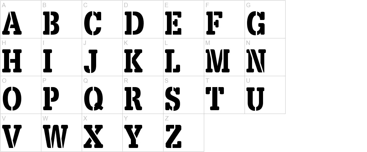 X.Template uppercase