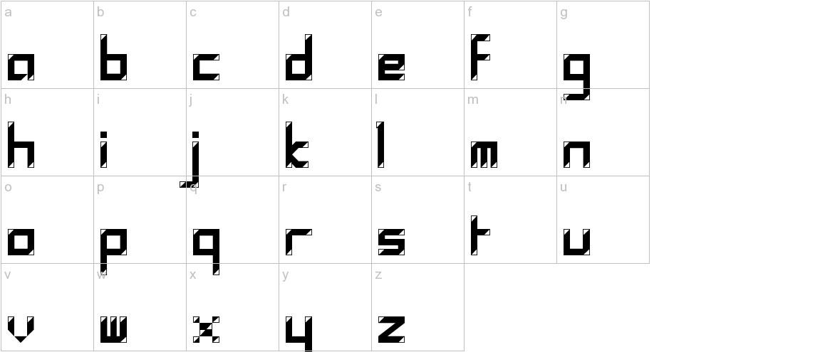 ylee Polymnia Framed lowercase