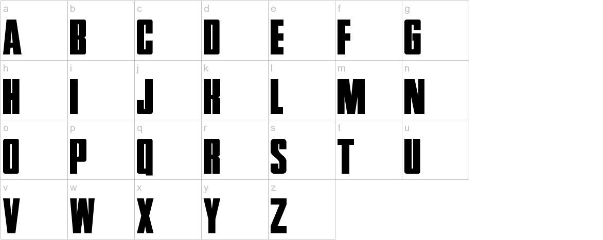 Zentropa lowercase