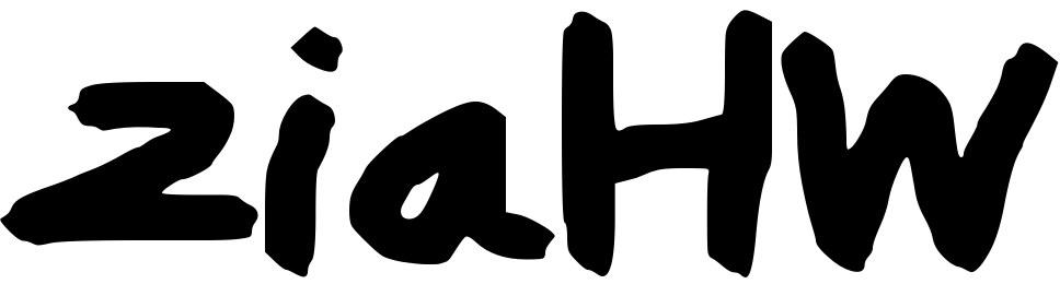 ziaHW