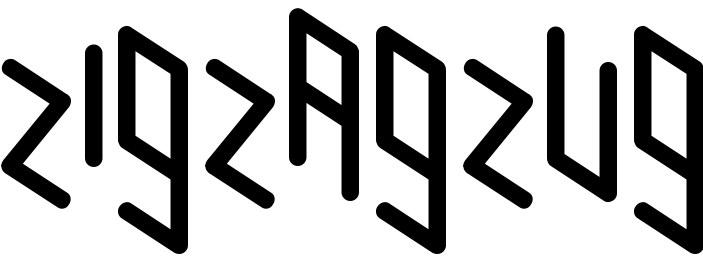 Zigzagzug