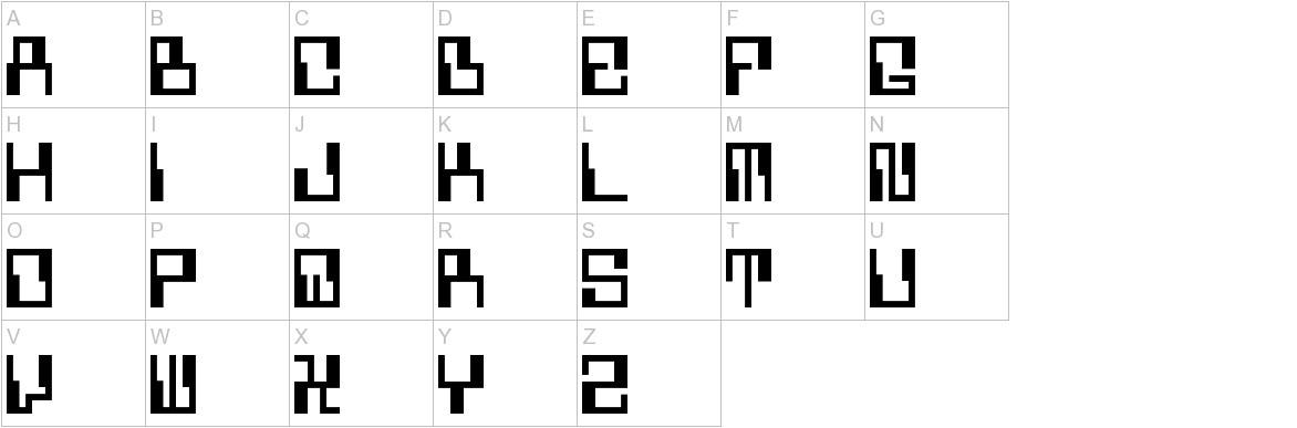 5Computerized uppercase