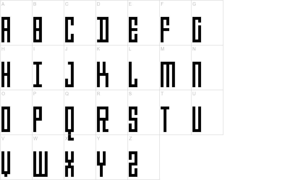 5Darius  uppercase