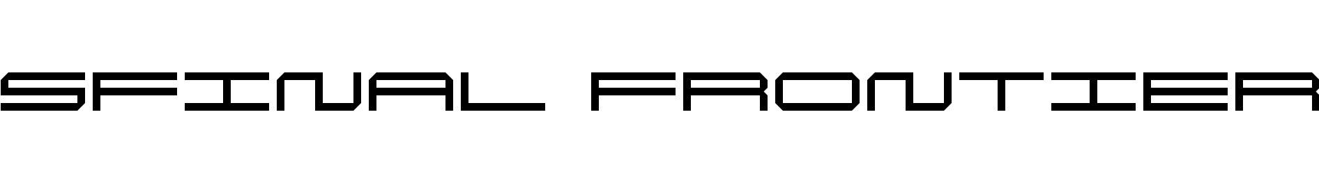 5Final Frontier