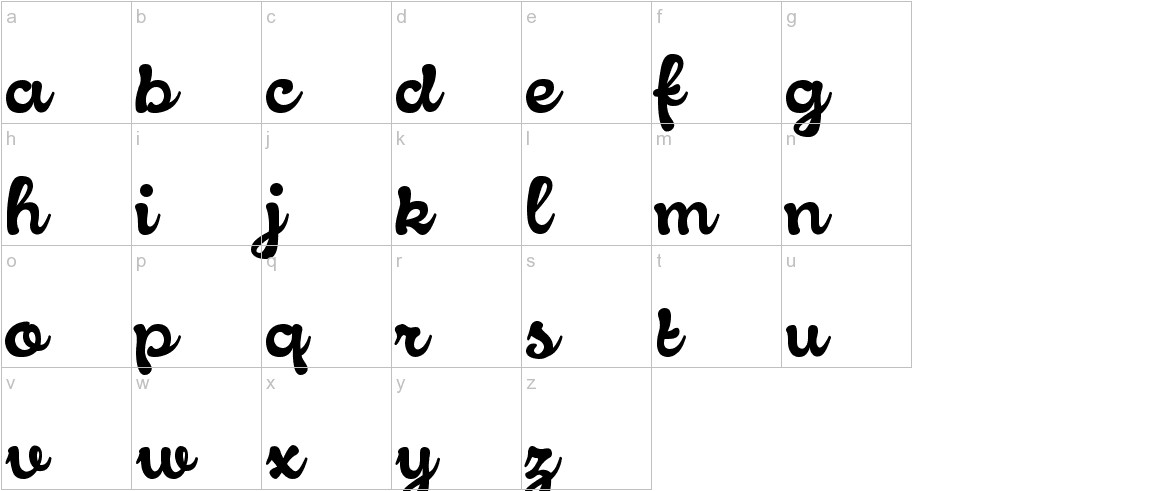 Knud lowercase