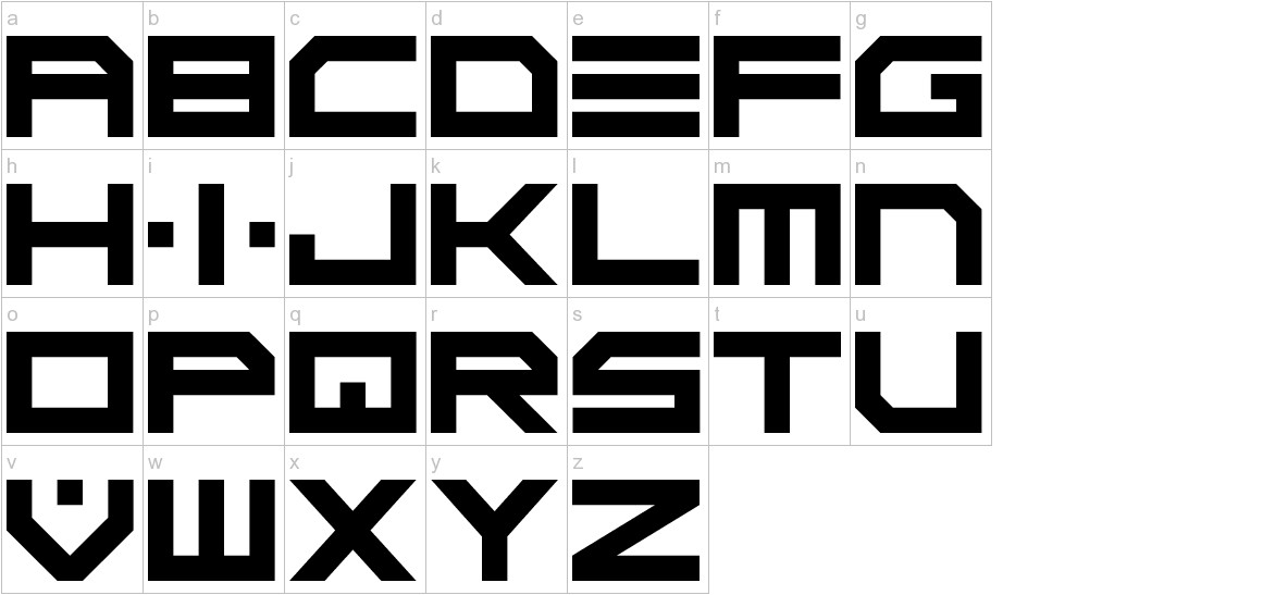 Scifi Adventure Font Urbanfonts Com