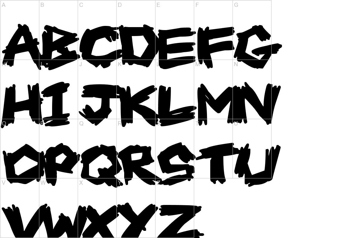 Scrapbook Scribblers uppercase