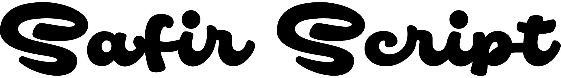 Safir Script