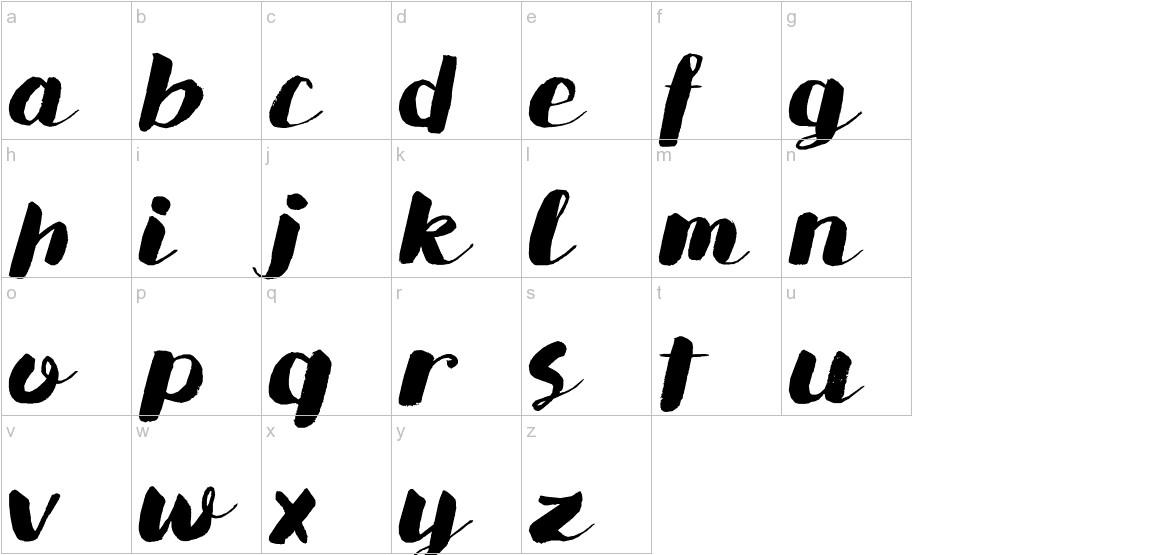 DK Saffron Walden lowercase