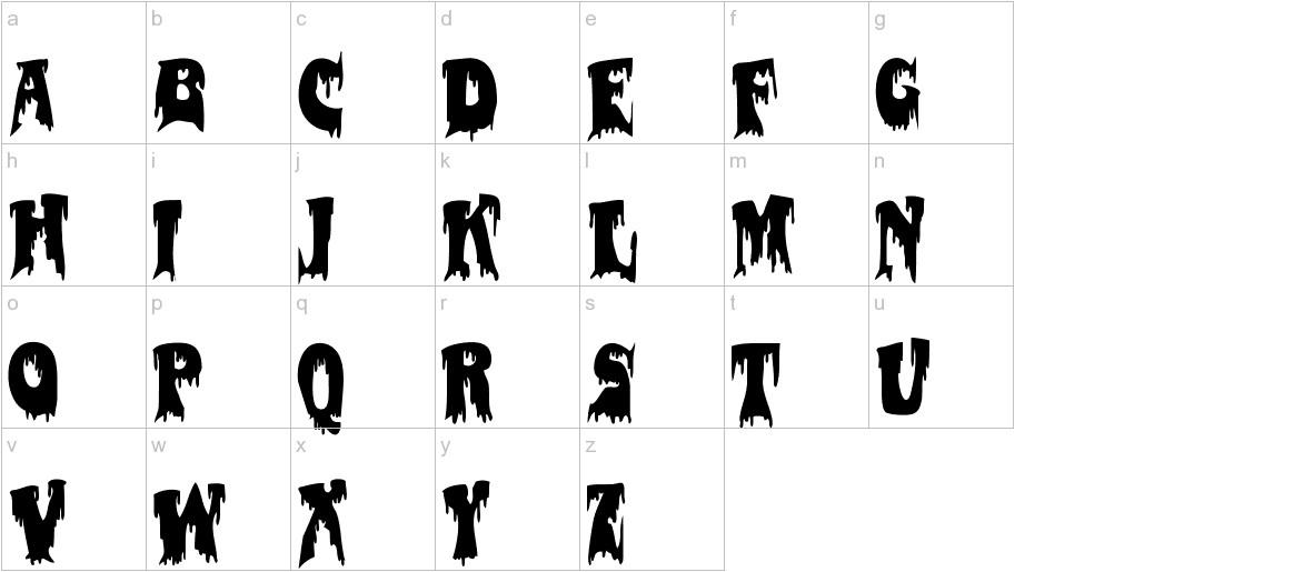 transilvania lowercase