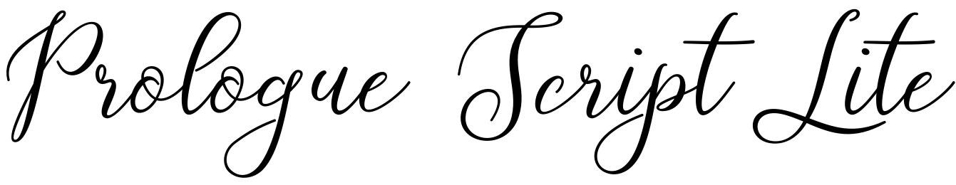 Prologue Script Lite