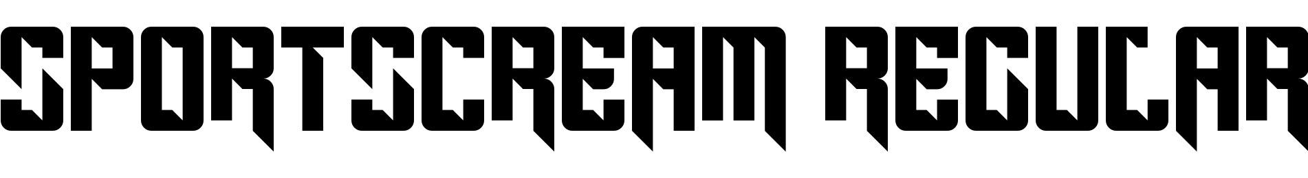Sportscream Regular
