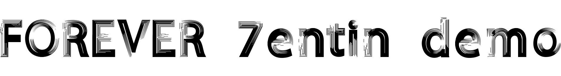 FOREVER 7entin demo