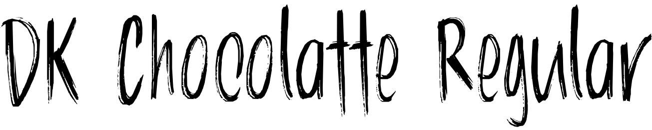 DK Chocolatte Regular