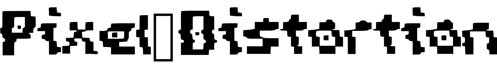 Pixel_Distortion