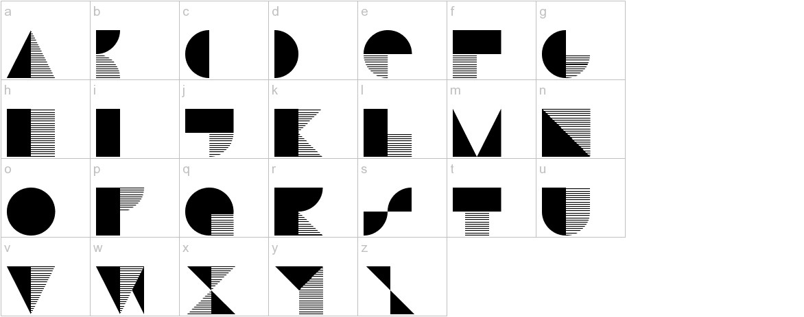 Stijla lowercase