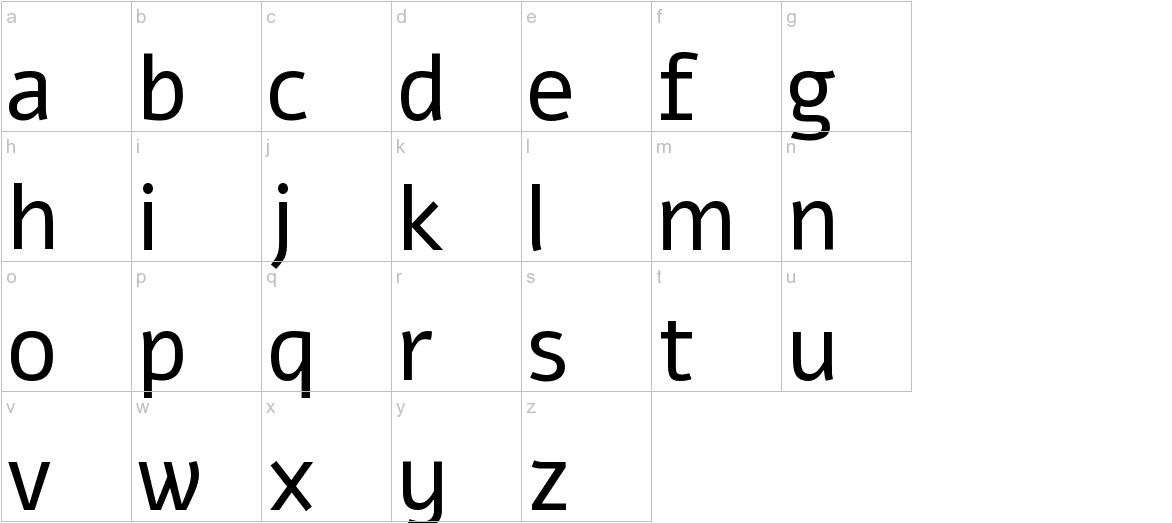 Alef lowercase