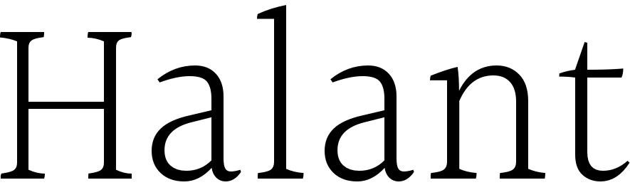 Halant