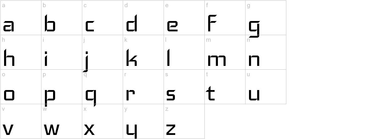 Iceland lowercase