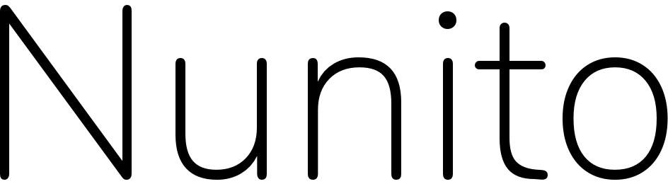 Nunito