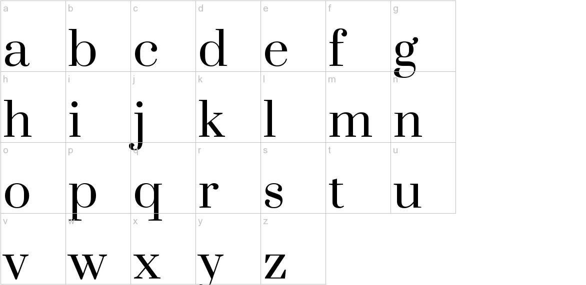Prata lowercase