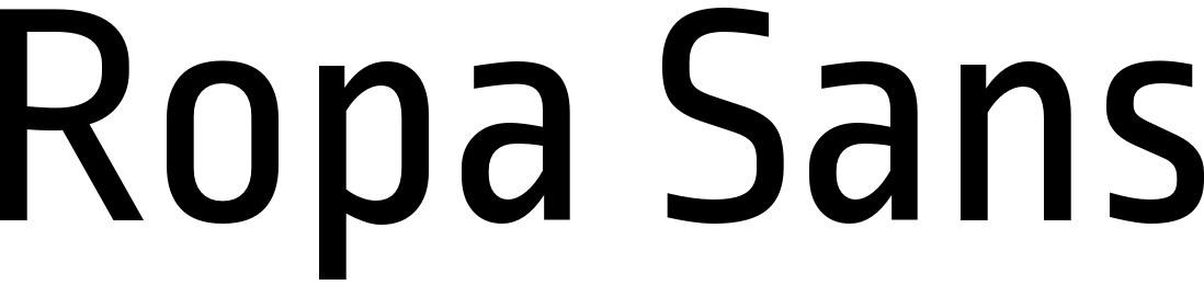 Ropa Sans