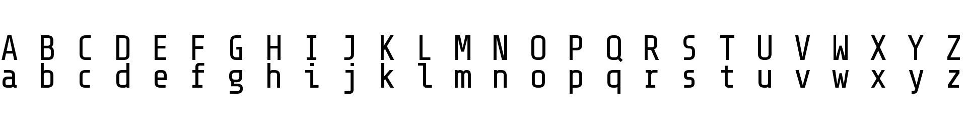 Share Tech Mono
