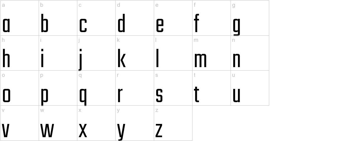 Teko lowercase